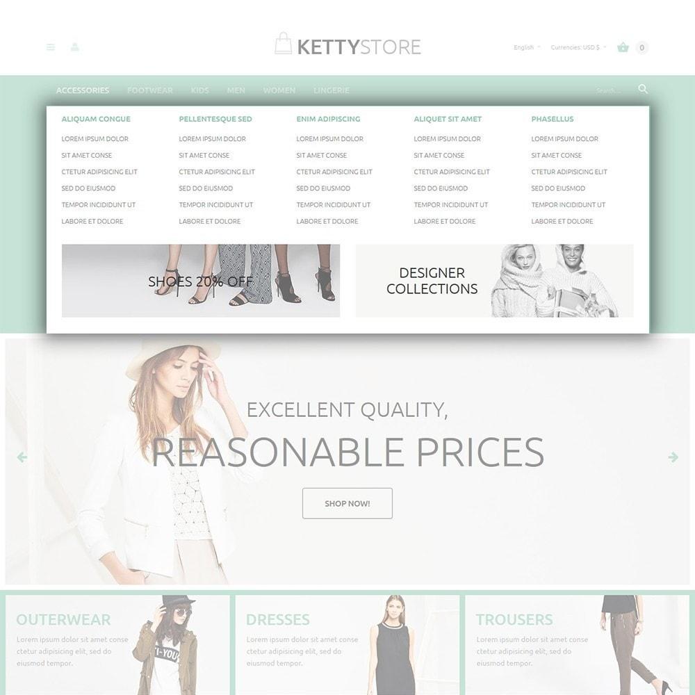 theme - Мода и обувь - KettyStore - 4