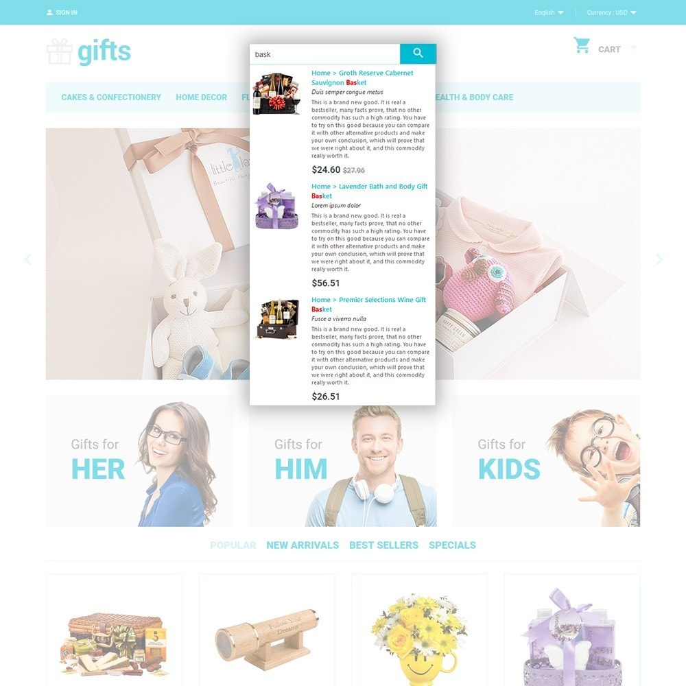 theme - Gifts, Flowers & Celebrations - Gifts - 6