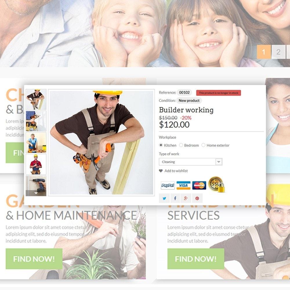theme - Casa & Giardino - Home & Family Services - 4