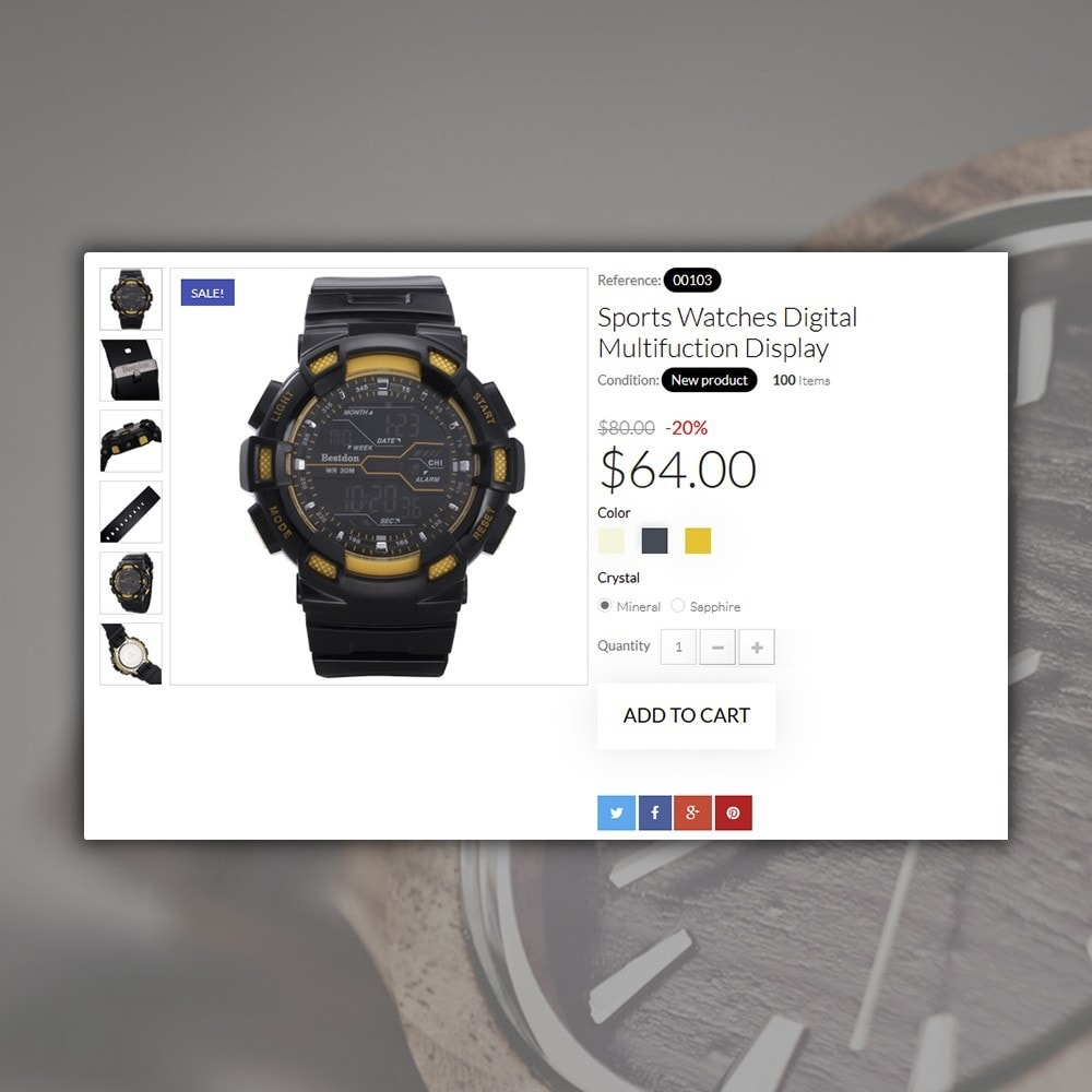 theme - Jewelry & Accessories - Watches - 4