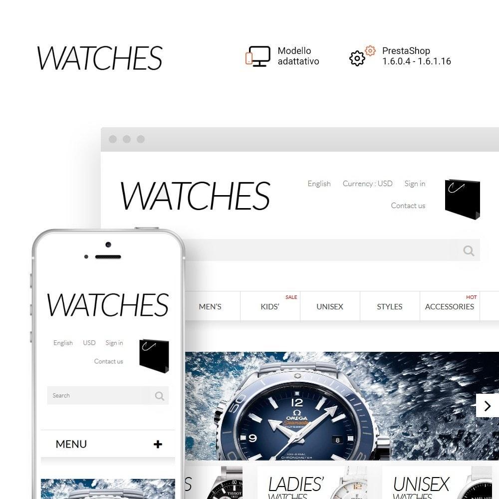 theme - Bellezza & Gioielli - Watches - 1