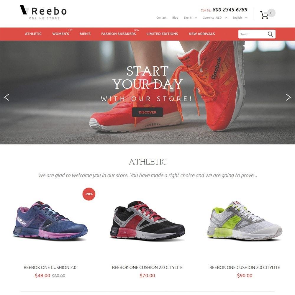 theme - Mode & Schuhe - Reebo - Shoe Store - 2