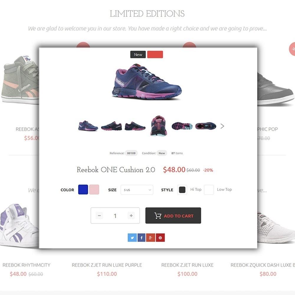 theme - Moda y Calzado - Reebo - Shoe Store - 4
