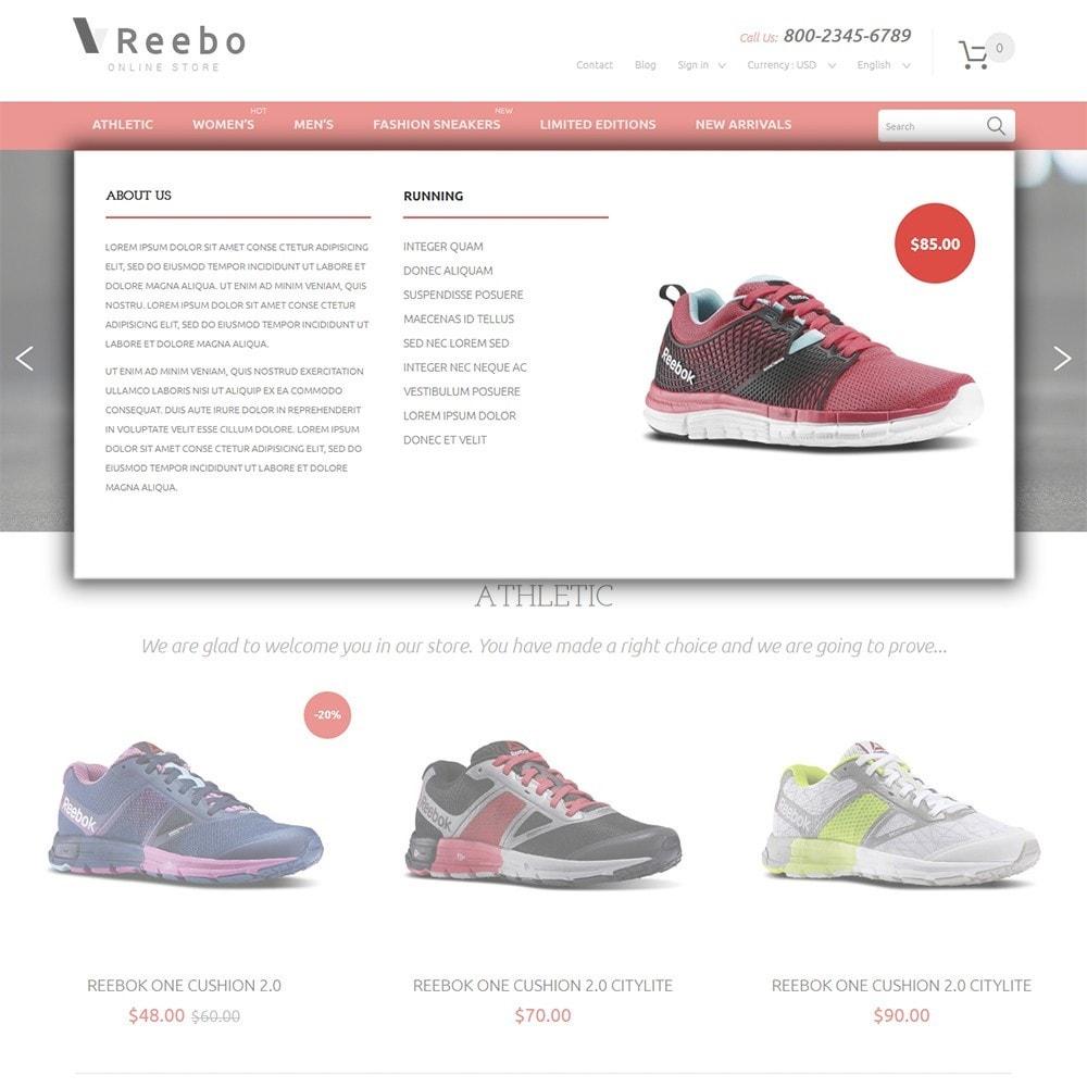 theme - Мода и обувь - Reebo - Shoe Store - 5