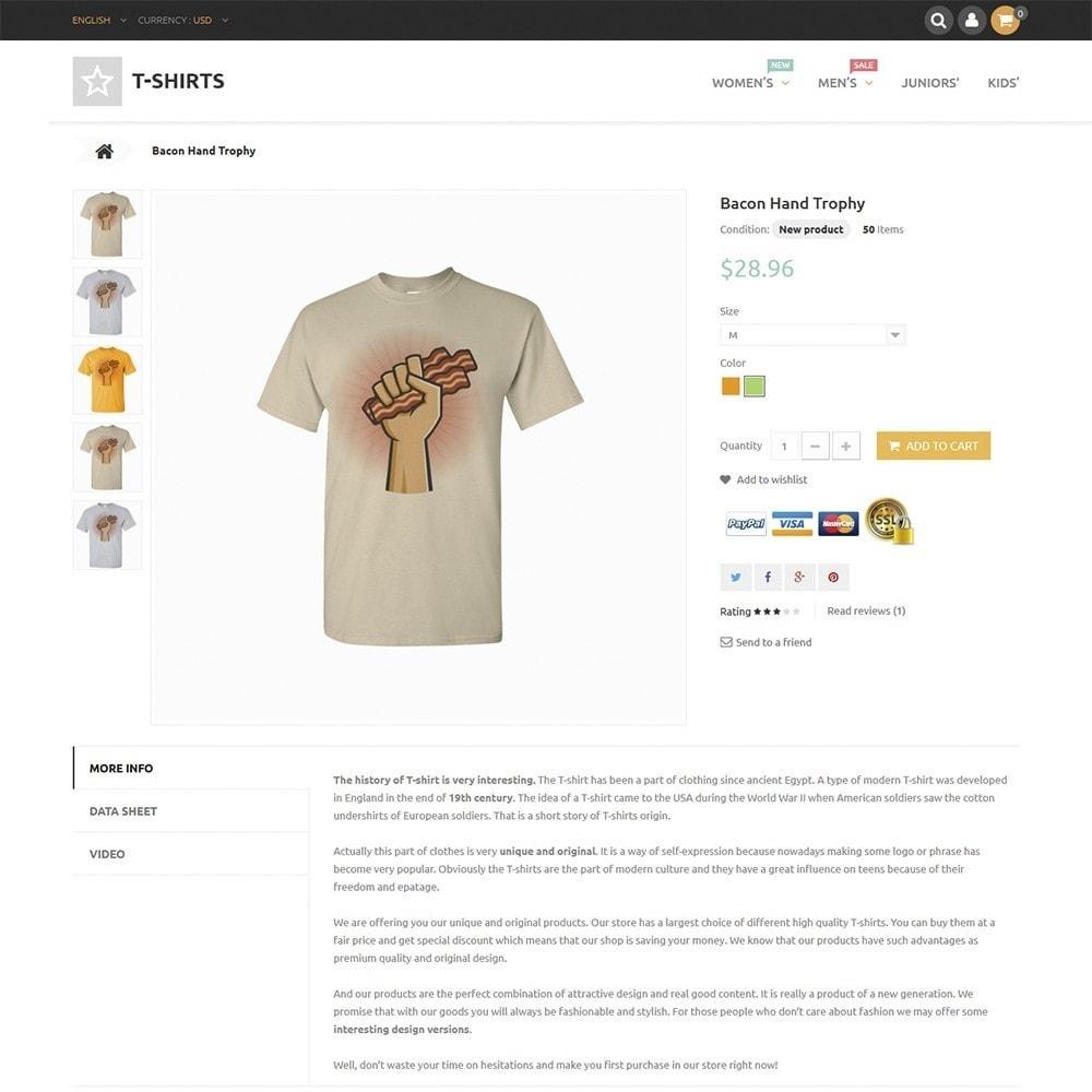theme - Mode & Schuhe - T-Shirts - 3
