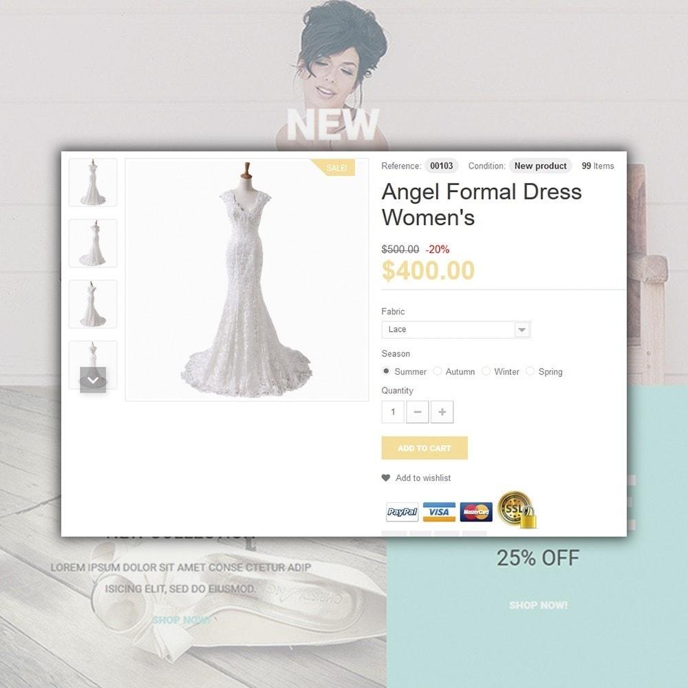 theme - Moda y Calzado - Wedding - 4