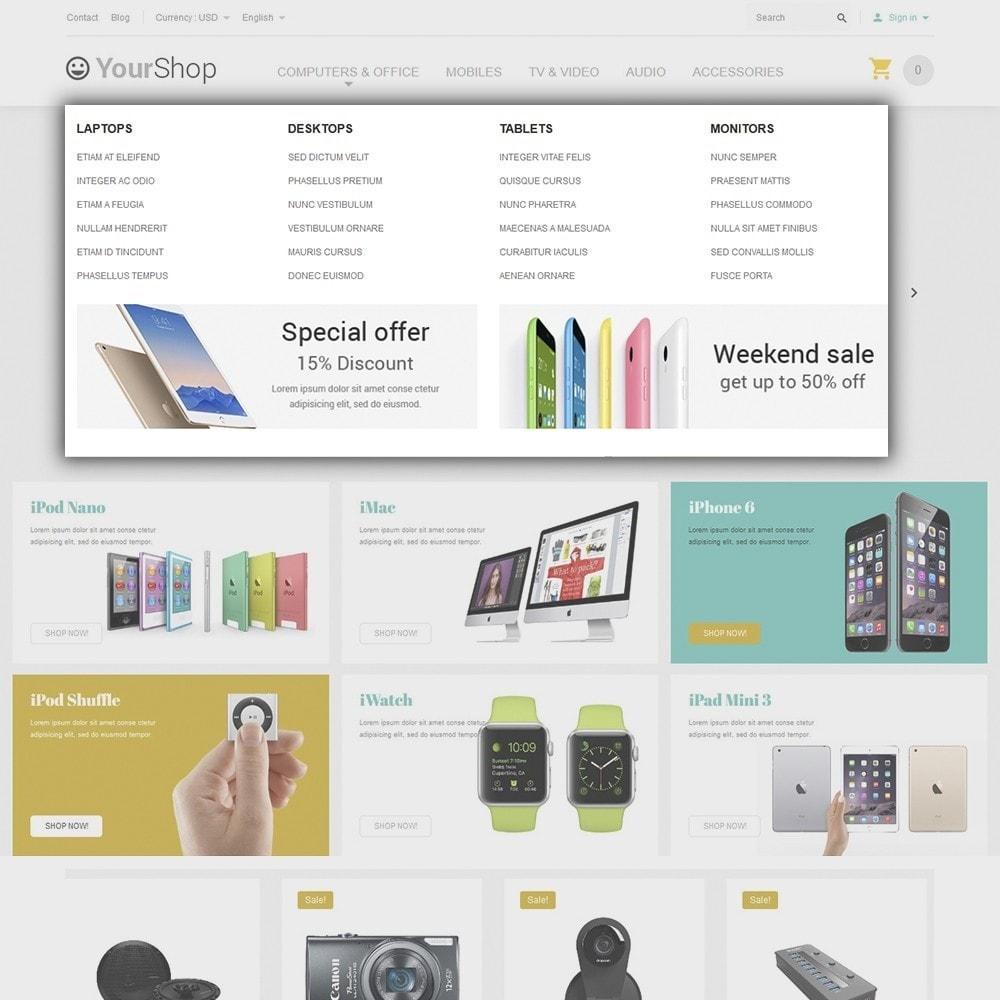 theme - Электроника и компьютеры - YourShop - Electronics Store - 5