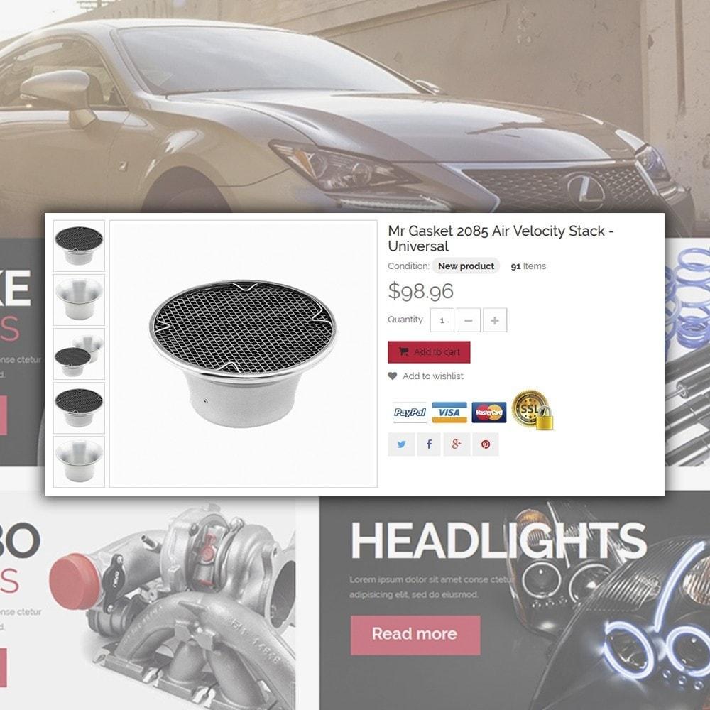 theme - Auto & Moto - Spare Parts Store - 4