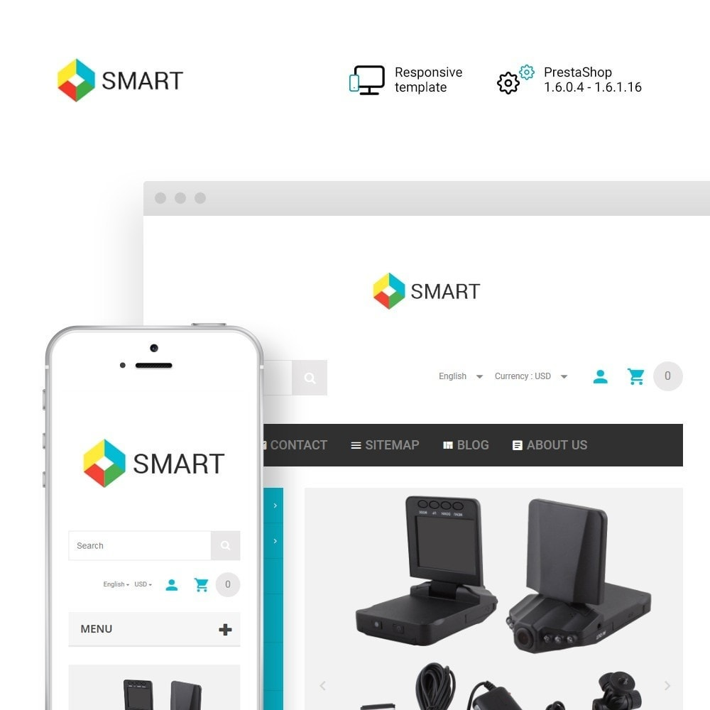 theme - Elektronika & High Tech - Smart Electronics - 1