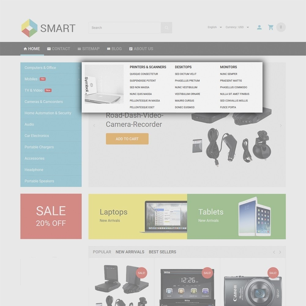 theme - Electronique & High Tech - Smart Electronics - 5