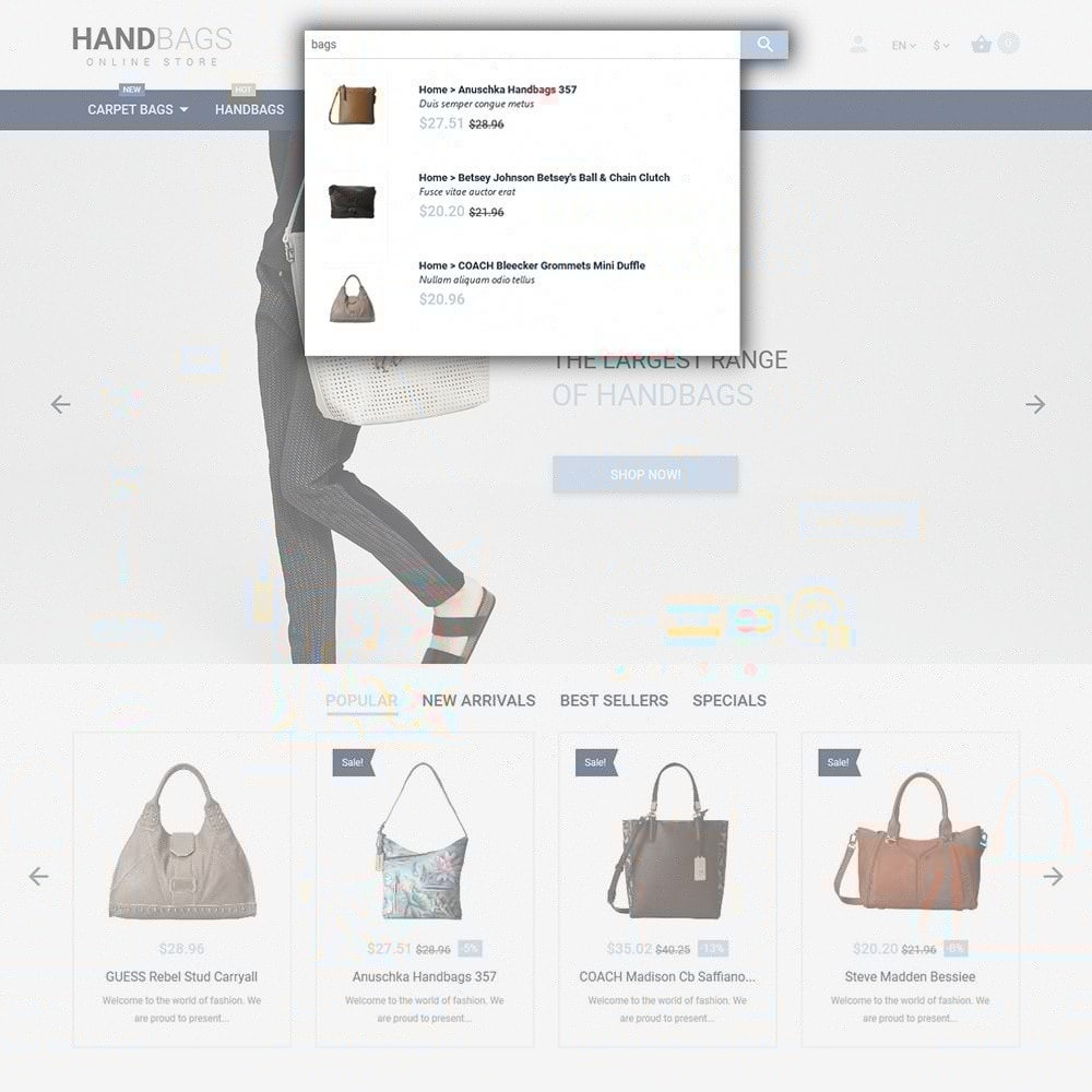 theme - Moda y Calzado - Handbag - 6