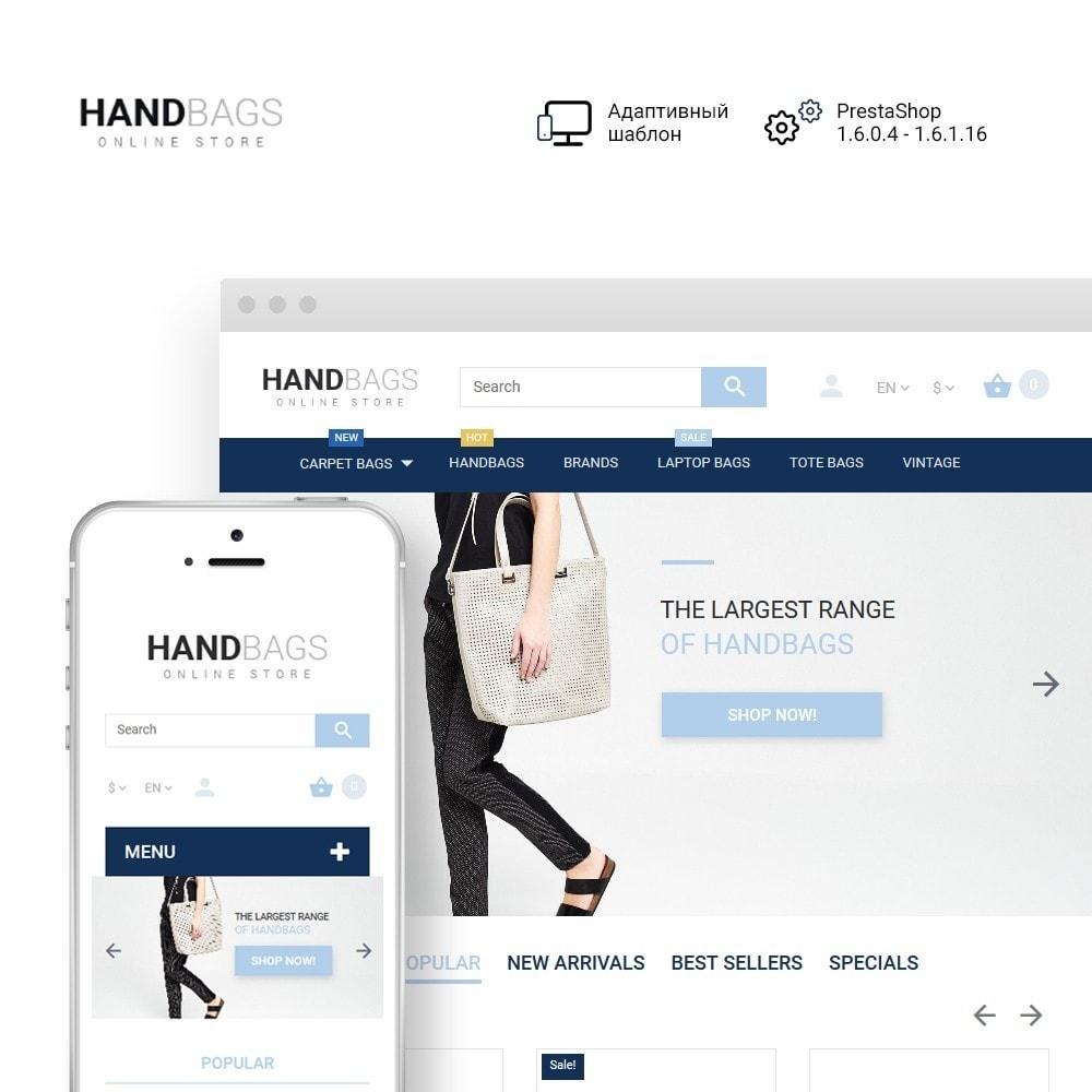 theme - Мода и обувь - Handbag - 1