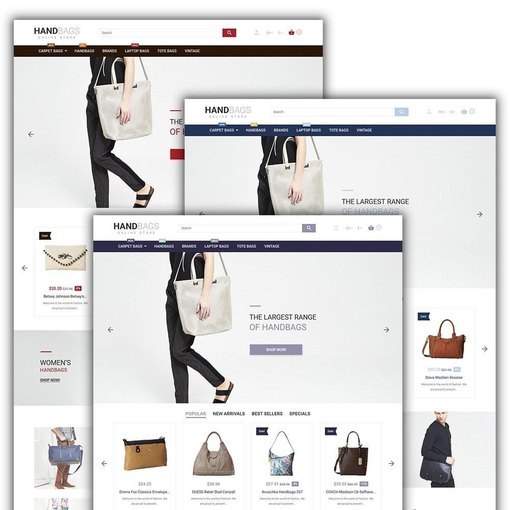 theme - Мода и обувь - Handbag - 2