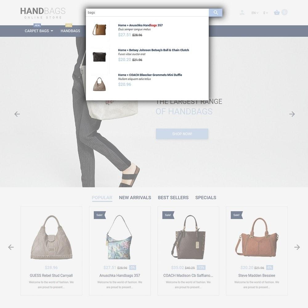 theme - Мода и обувь - Handbag - 6