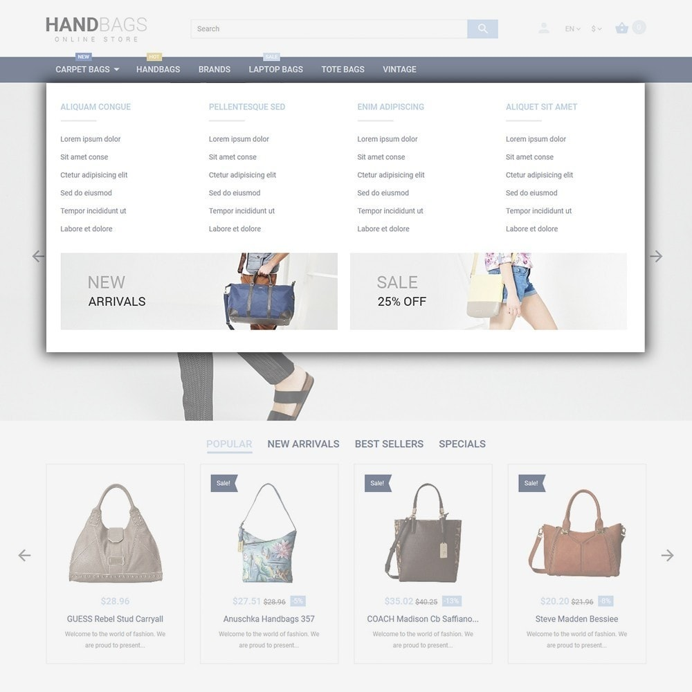theme - Moda & Calzature - Handbag - 5