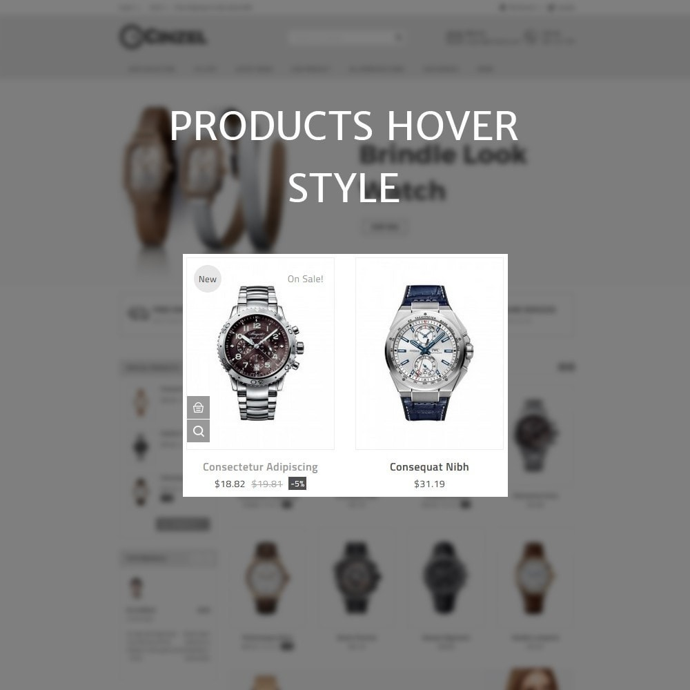 theme - Elettronica & High Tech - Cinzel Watch Store - 12
