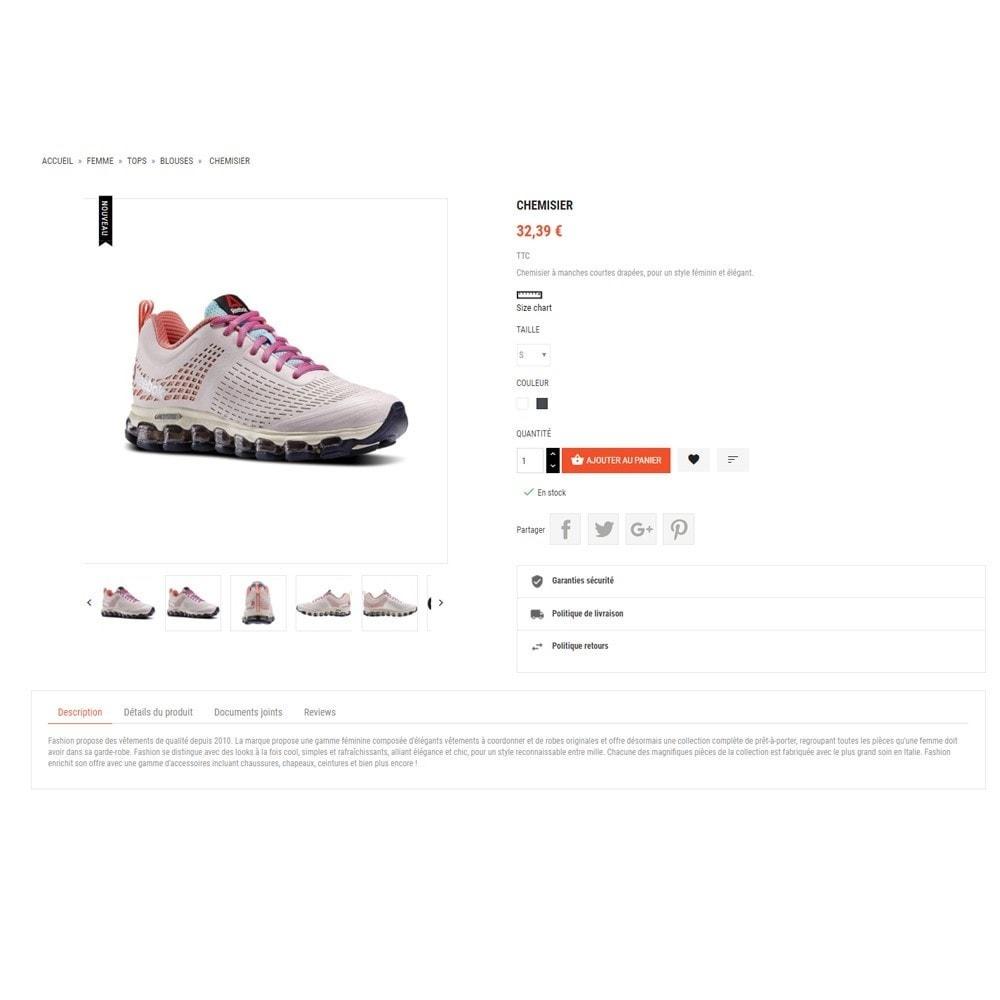theme - Mode & Schuhe - Thème Dis Sneakers Store - 4