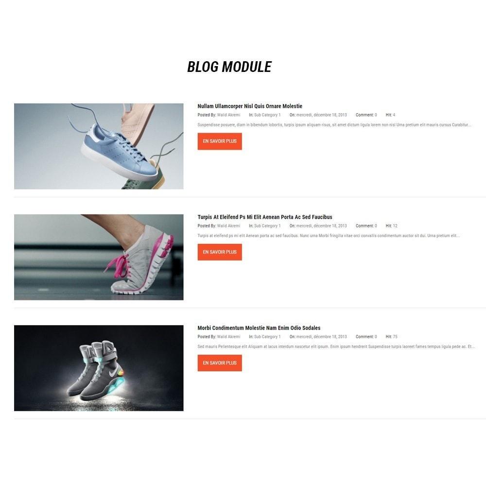theme - Fashion & Shoes - Thème Dis Sneakers Store - 5