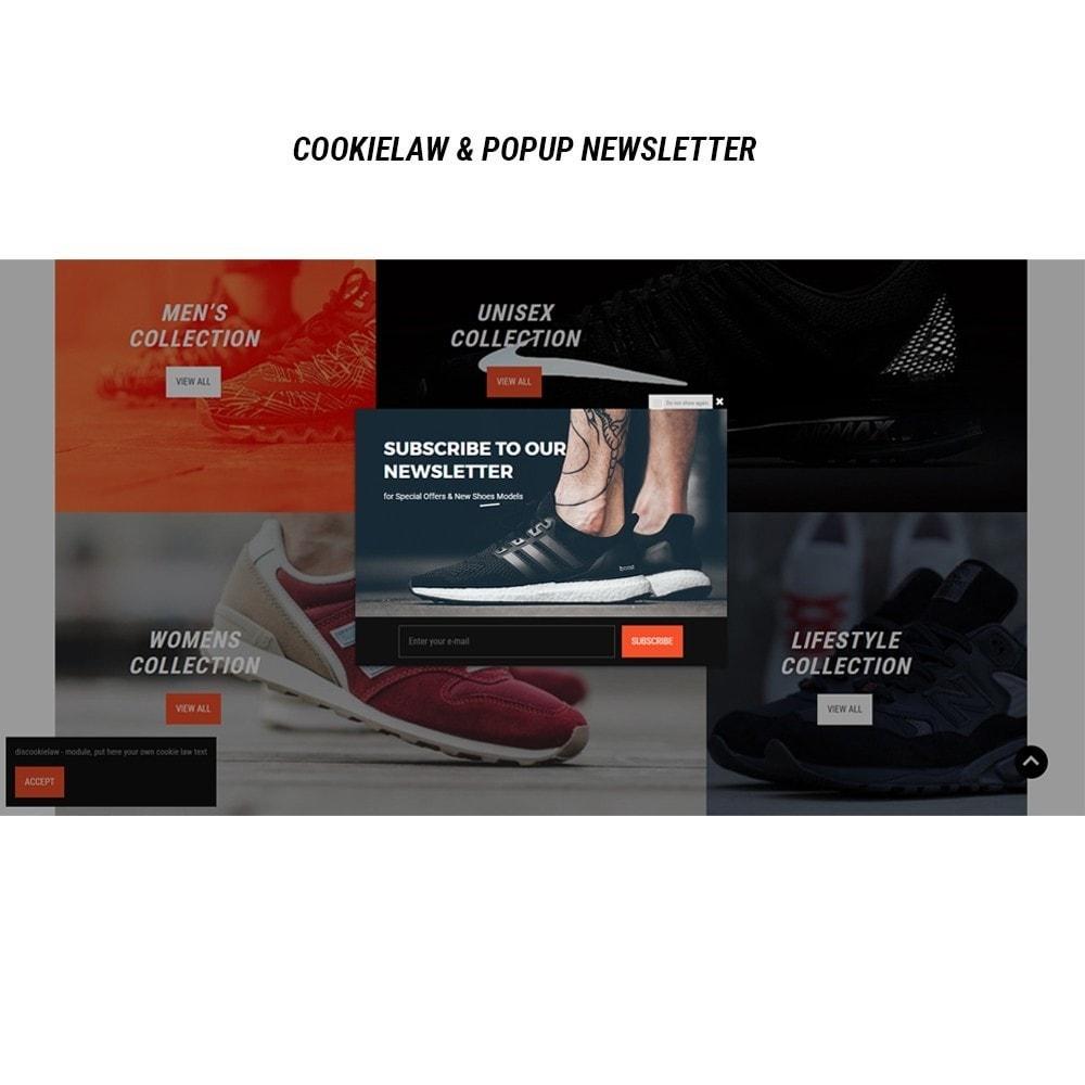 theme - Fashion & Shoes - Thème Dis Sneakers Store - 7