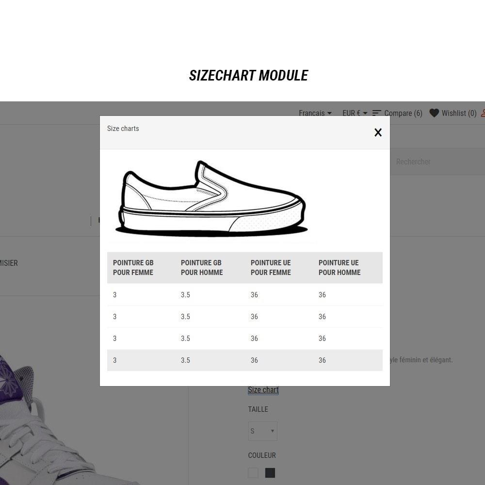 theme - Mode & Schuhe - Thème Dis Sneakers Store - 14