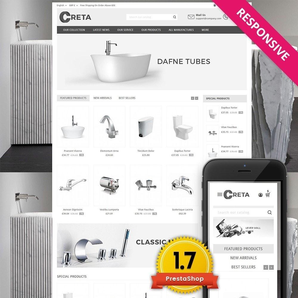 theme - Casa & Giardino - Creta Home Store - 1