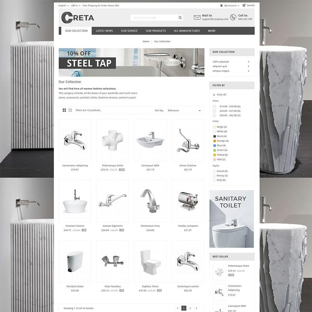 theme - Casa & Giardino - Creta Home Store - 4