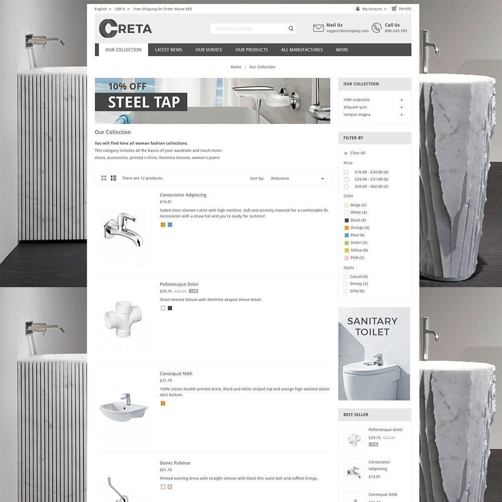 theme - Casa & Giardino - Creta Home Store - 5