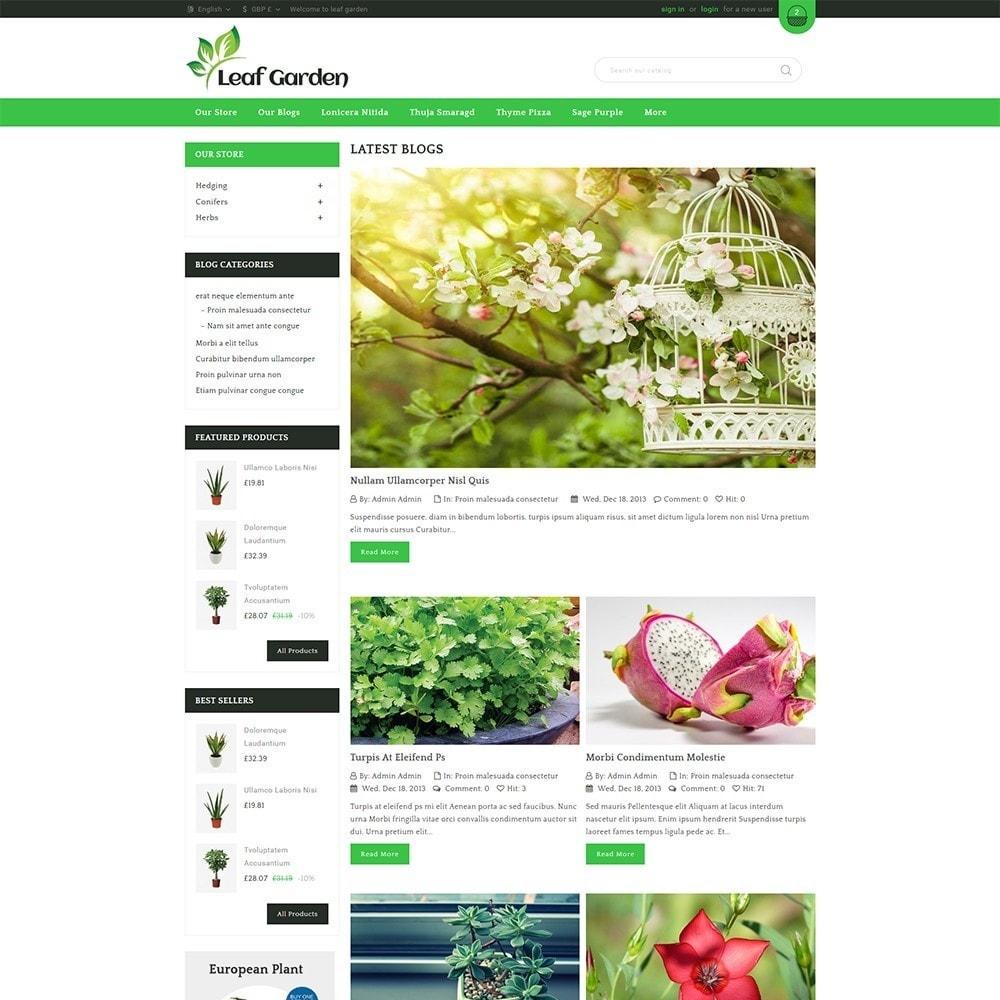 theme - Maison & Jardin - Leaf Garden Store - 7