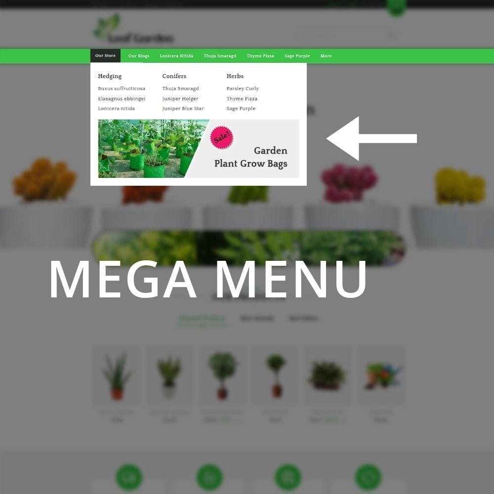 theme - Heim & Garten - Leaf Garden Store - 9