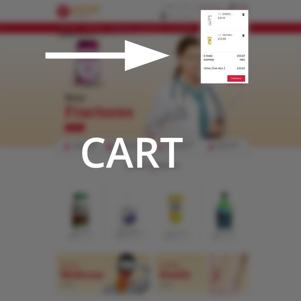 theme - Здоровье и красота - Medscape Medical Store - 10