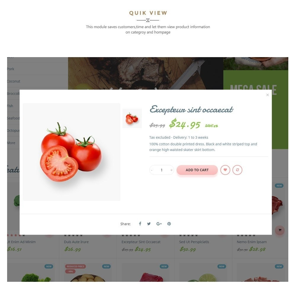 theme - Lebensmittel & Restaurants - Leo Fresh Farm - 8
