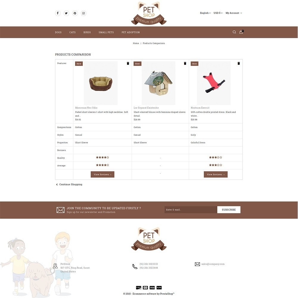 theme - Dieren - Pet Store - 9