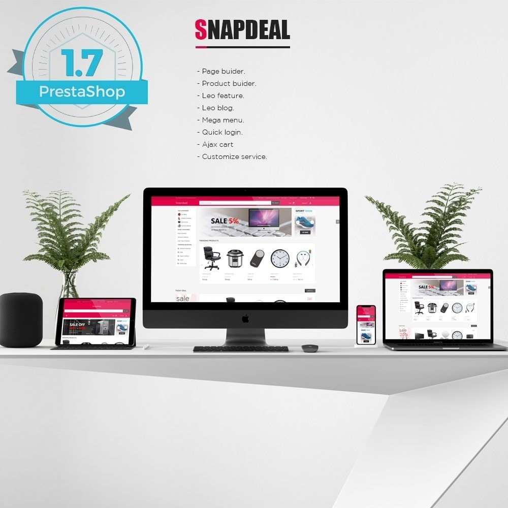 theme - Elettronica & High Tech - At Snapdeal - 1