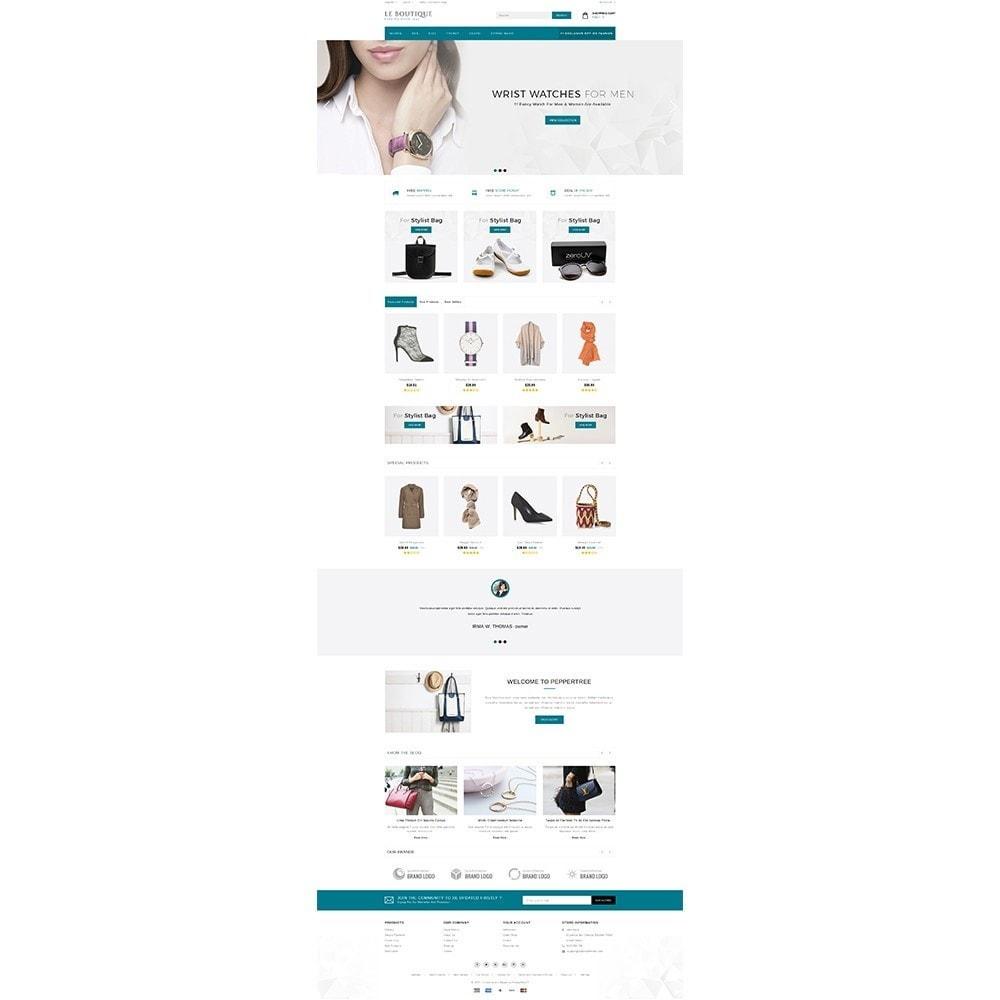 theme - Mode & Schoenen - Leboutique Store - 2