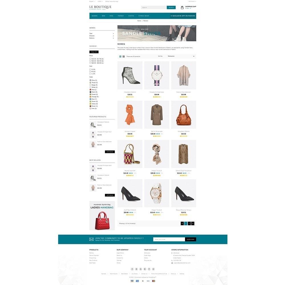 theme - Mode & Schoenen - Leboutique Store - 3