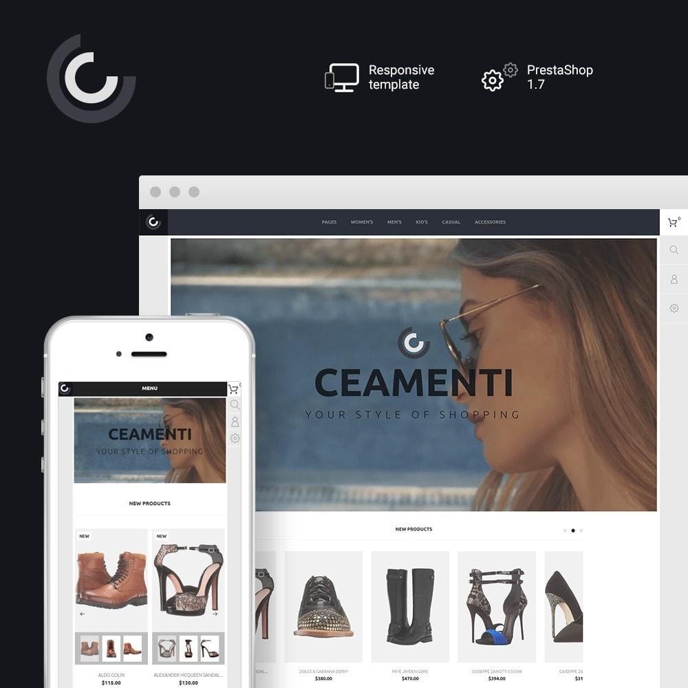 theme - Mode & Chaussures - Ceamenti - 1