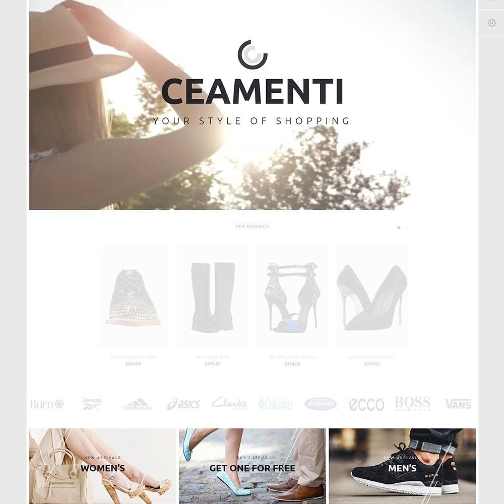 theme - Fashion & Shoes - Ceamenti - 5