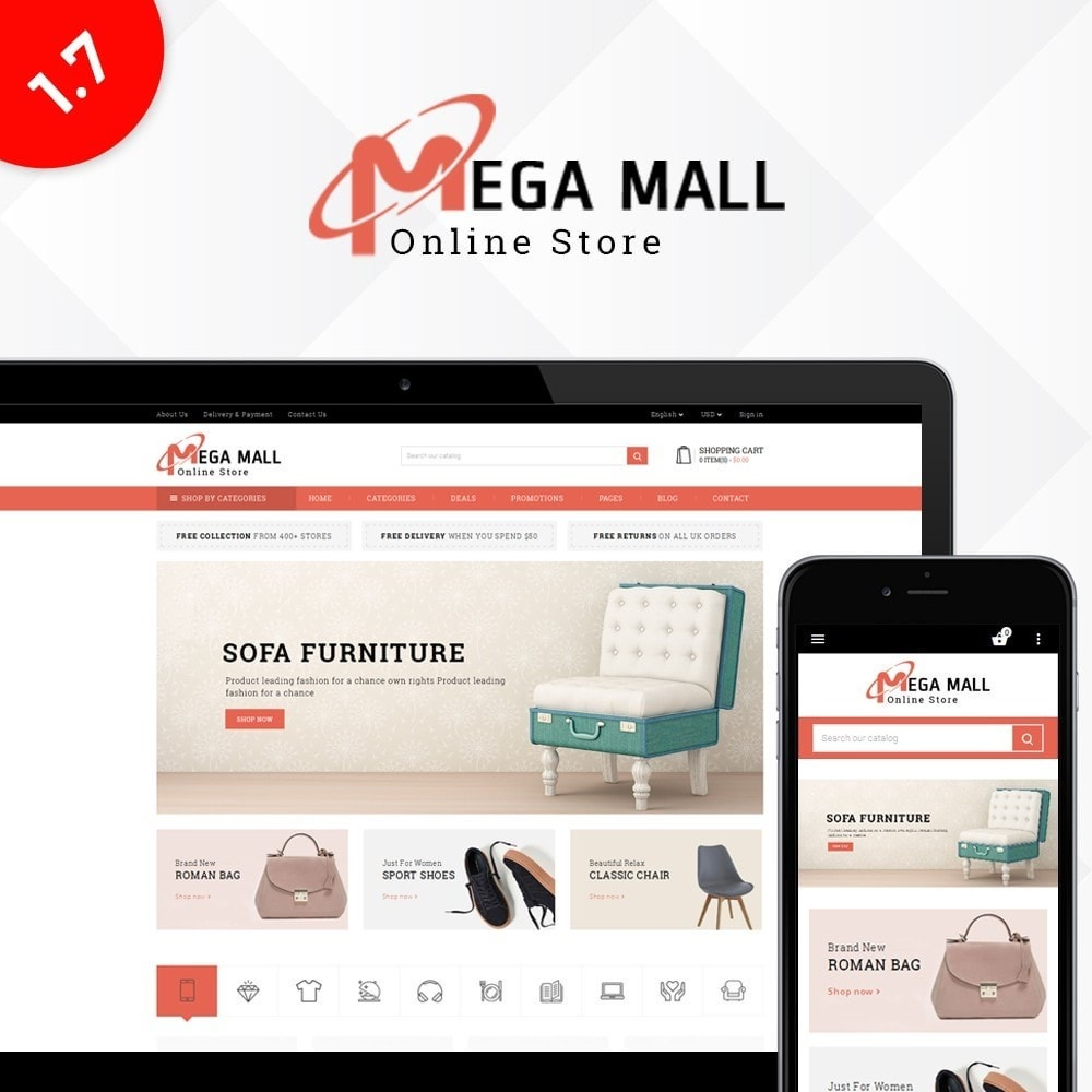 theme - Heim & Garten - Megamall Store - 1