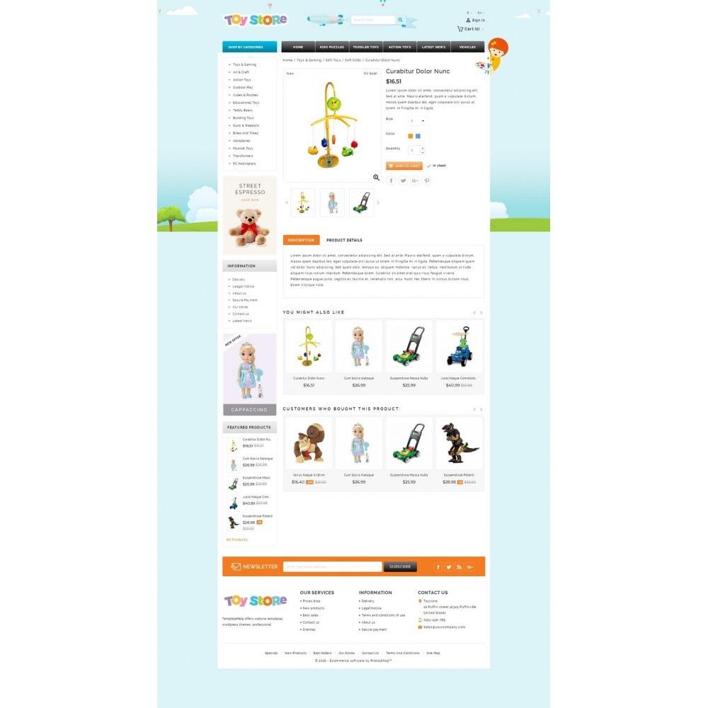 theme - Bambini & Giocattoli - Kids & Toys Shop - 4