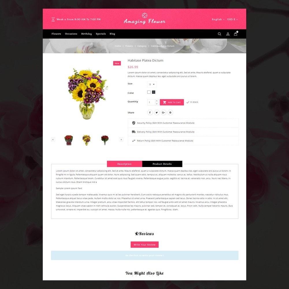 theme - Regali, Fiori & Feste - Amazing Flower - 5