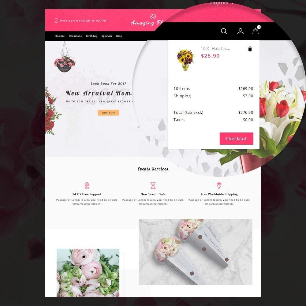 theme - Regali, Fiori & Feste - Amazing Flower - 8