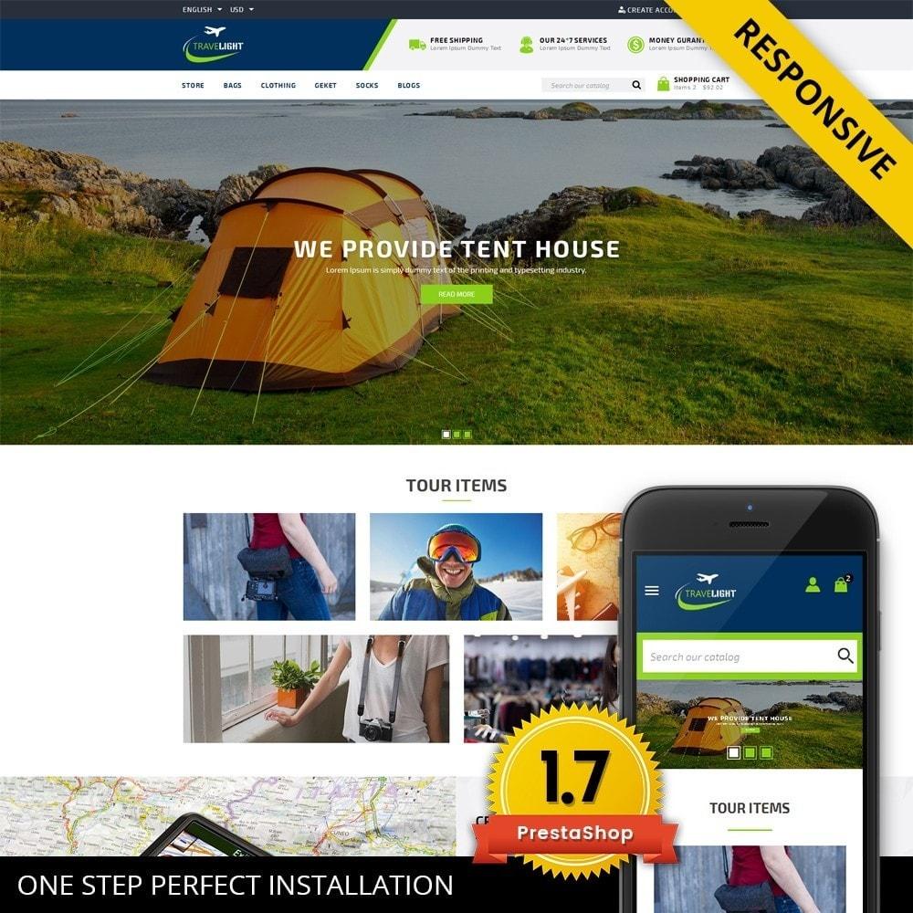 theme - Sports, Activities & Travel - TraveLight Accessories - 1