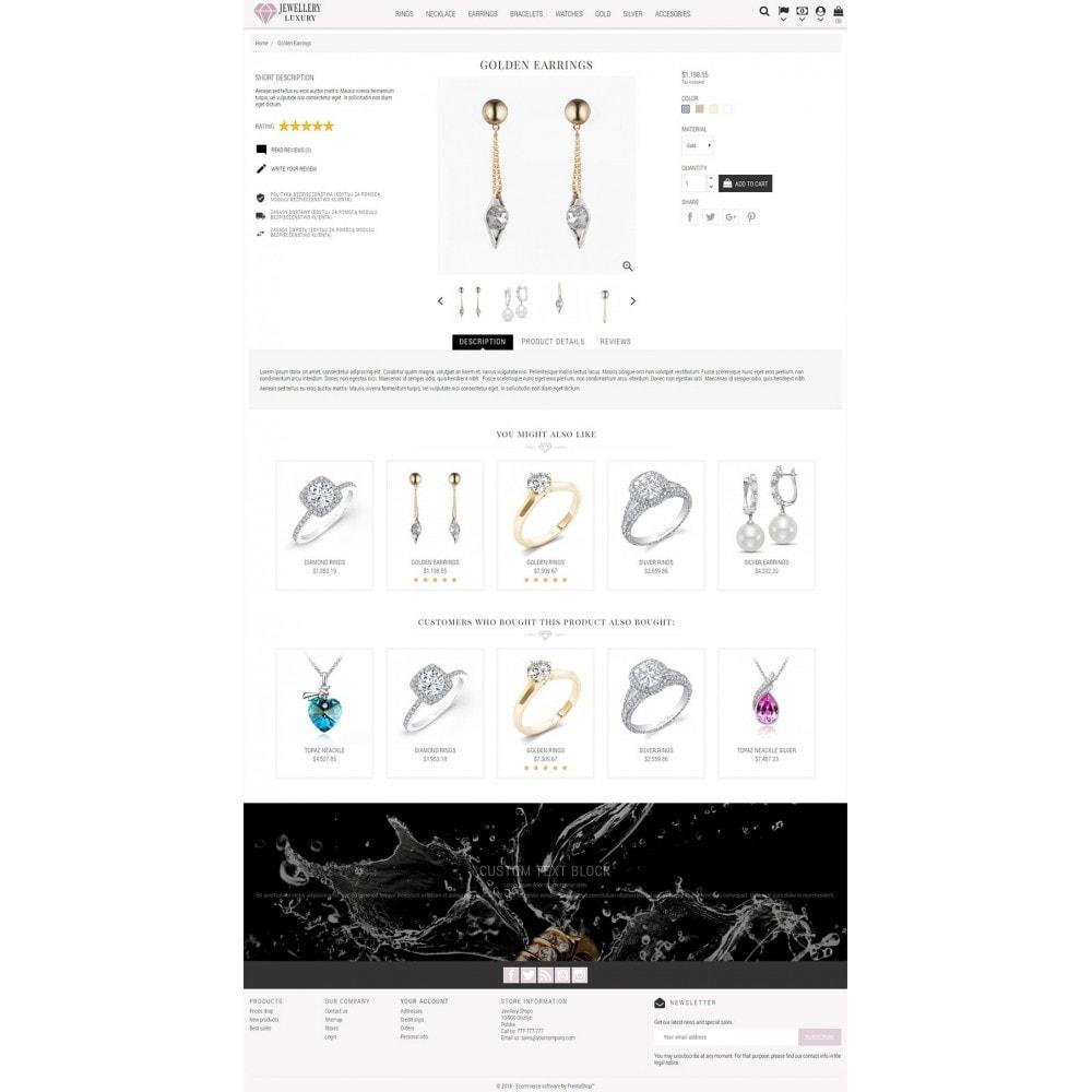 theme - Biżuteria & Akcesoria - Jewellery Luxury - 4