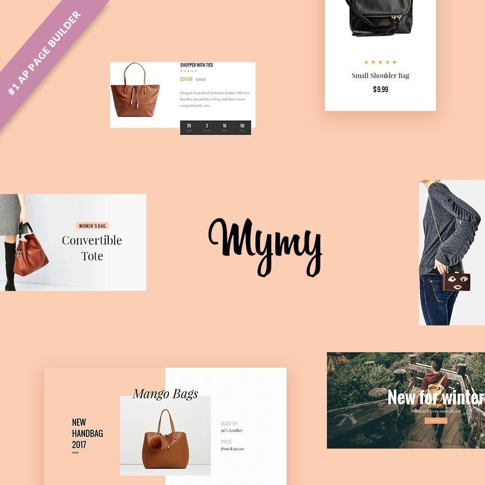 theme - Mode & Schuhe - Leo Mymy - 1