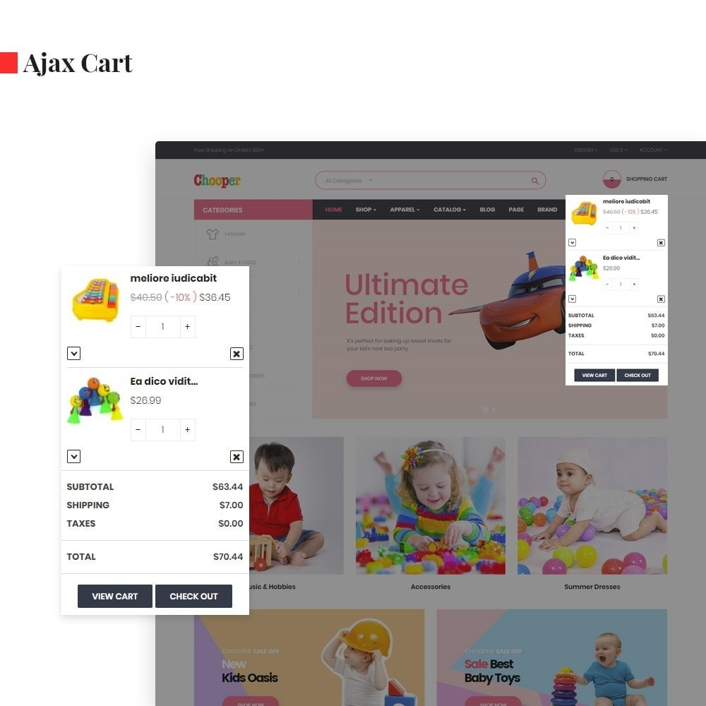 theme - Zabawki & Artykuły dziecięce - Leo Chooper - 2