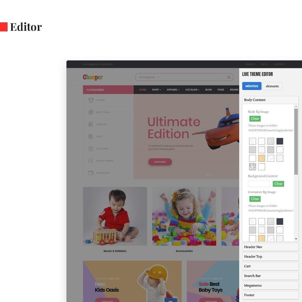 theme - Zabawki & Artykuły dziecięce - Leo Chooper - 3