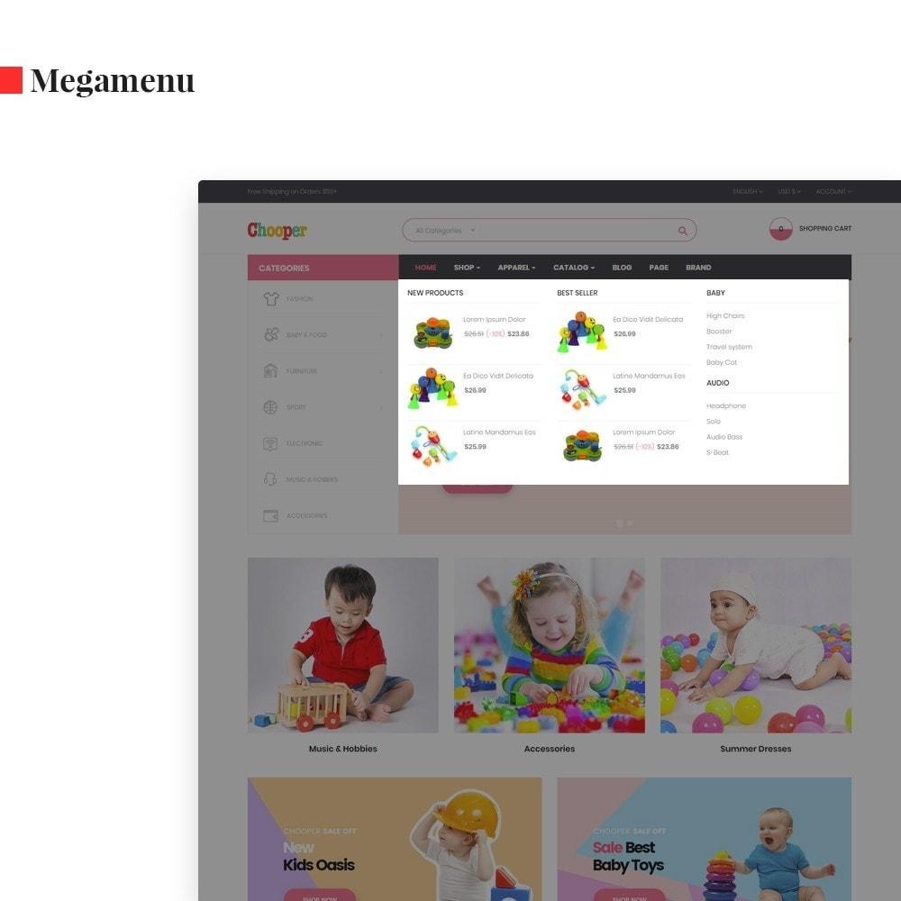 theme - Zabawki & Artykuły dziecięce - Leo Chooper - 4