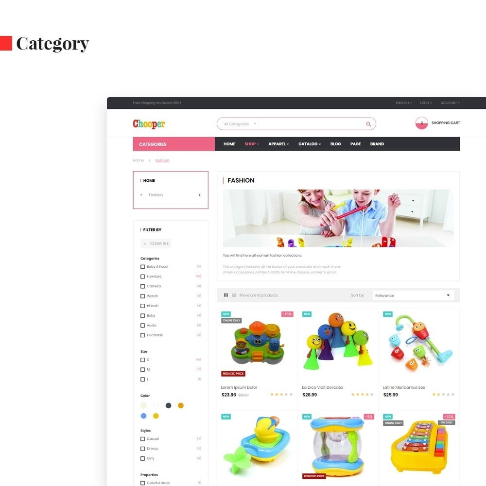 theme - Kids & Toys - Leo Chooper - 5