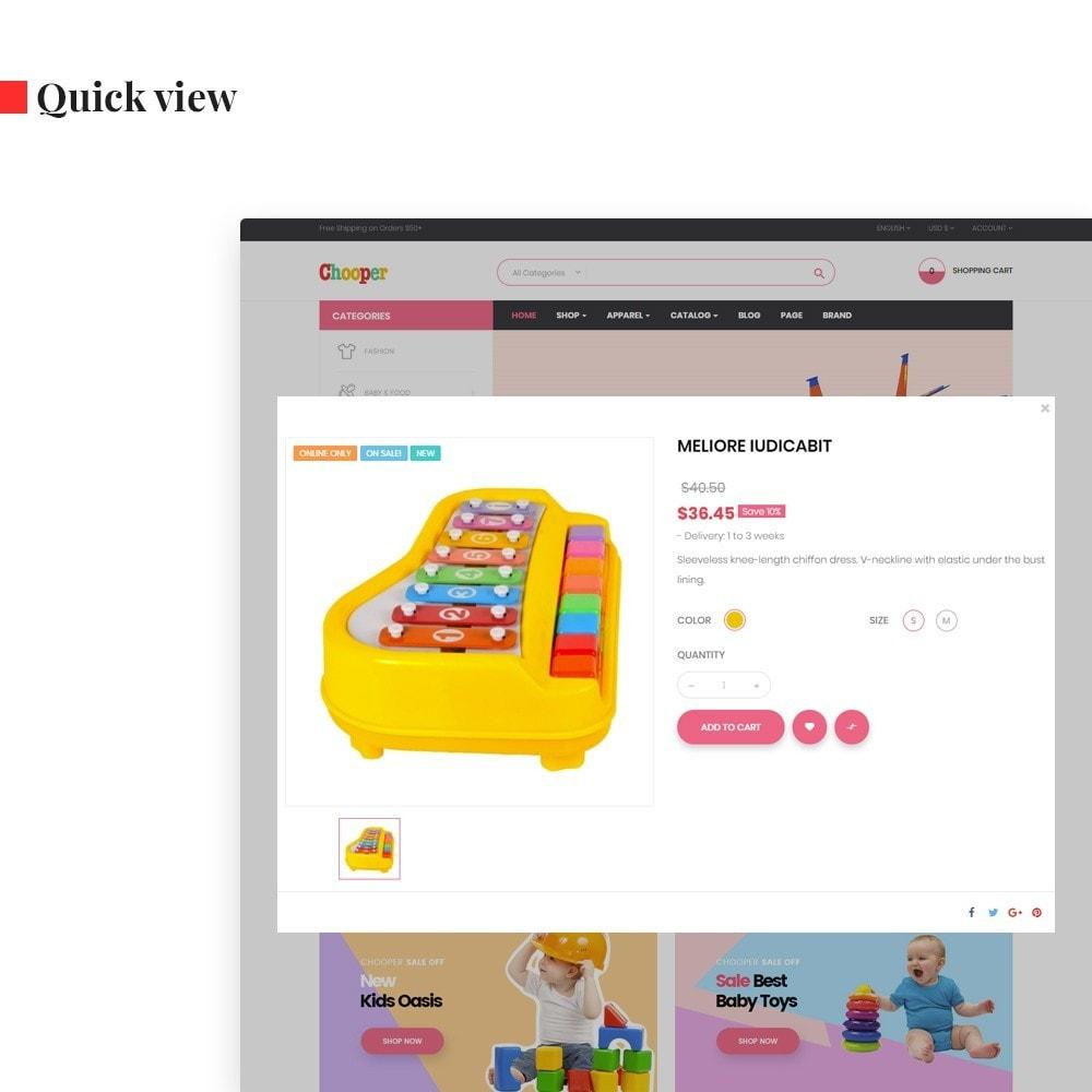 theme - Zabawki & Artykuły dziecięce - Leo Chooper - 6