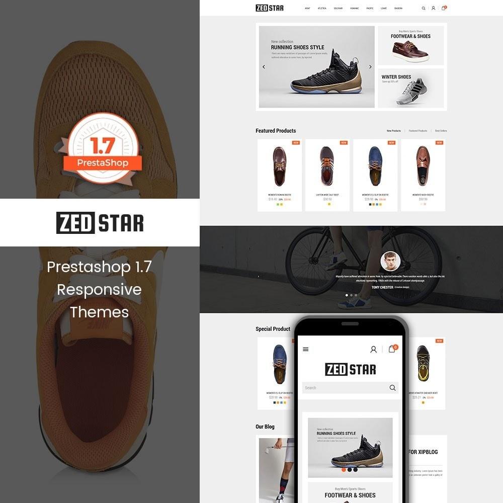 theme - Mode & Schoenen - Zed Star Fashion - 1